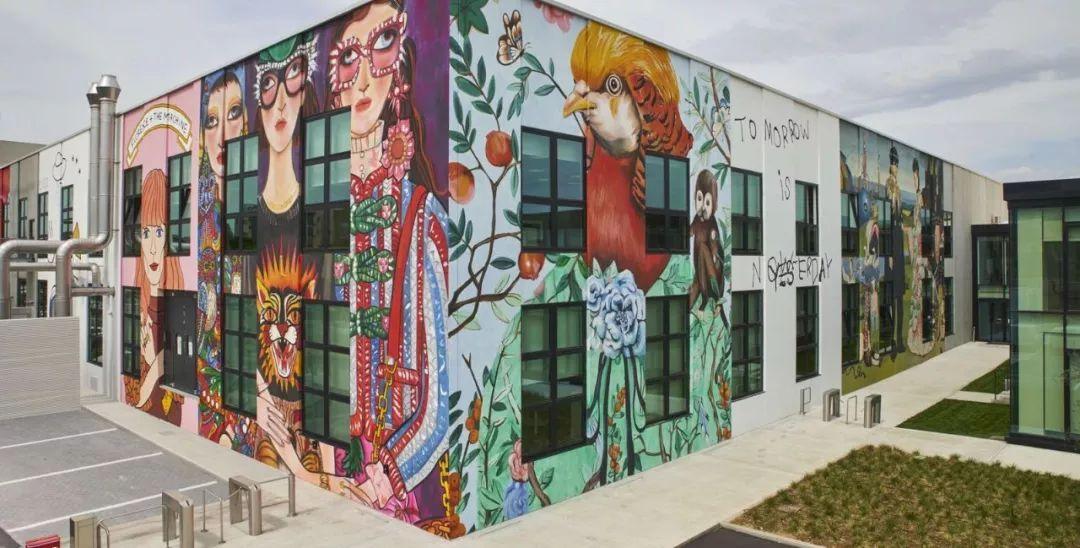 常见的墙绘和墙绘的收费标准