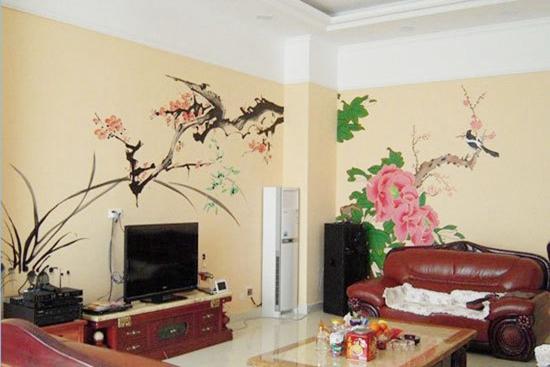 客厅壁画的注意事项