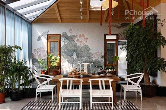正在住的房子可以手绘吗?会影响家人居住吗?