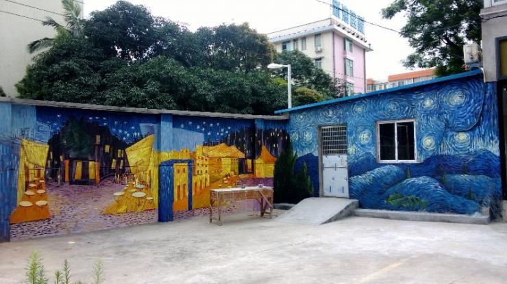 DIY手绘墙画的材料、制作方法、注意要点与相关知识