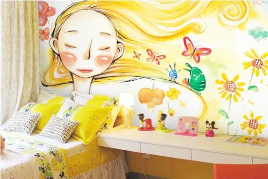 墙体彩绘质量如何识别