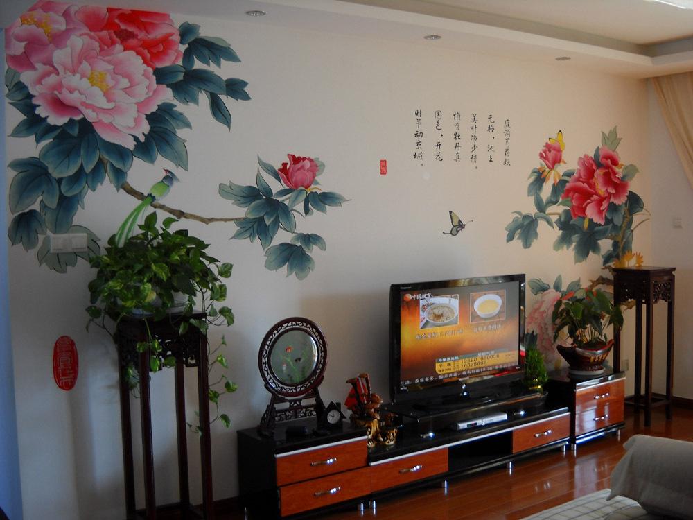 贴壁纸好还是画墙绘好,壁纸与墙绘的区别在哪里