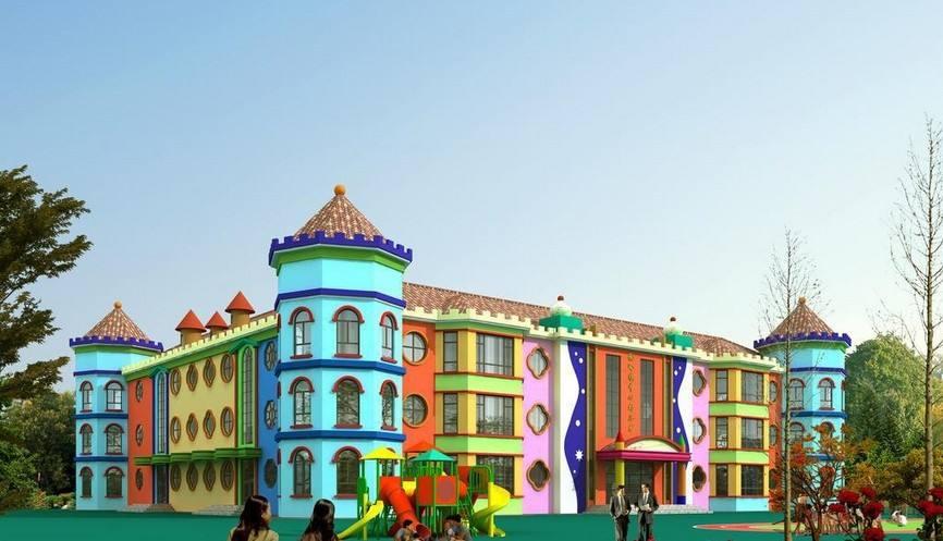 幼儿园丰富环境色彩对儿童成长影响