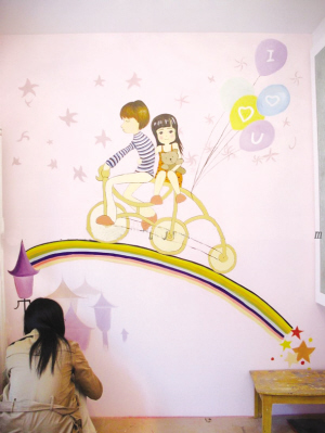 房间装修墙绘为什么如此的受欢迎