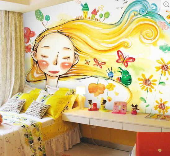 儿童房间手绘的话有哪些要求呢?