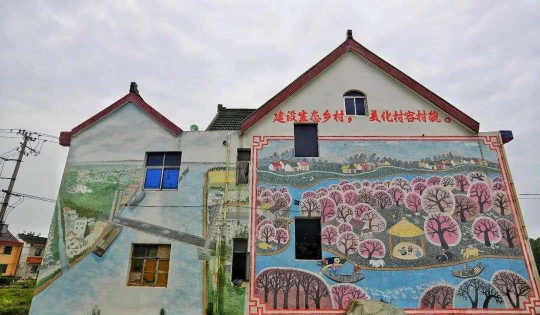 南昌墙绘3d立体画,南昌墙绘画,南昌室外墙体彩绘